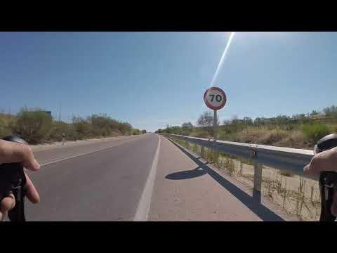 Ciclismo Santa Eugenia a Torrejón de Ardoz
