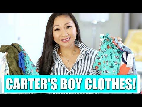 CARTER'S BABY + TODDLER HAUL!