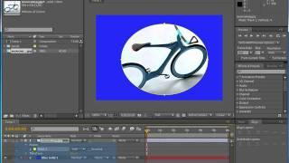 Создание слоя-маски в Adobe After Effects CS5 (25/49)