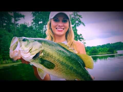 Okhissa Lake Bass Fishing