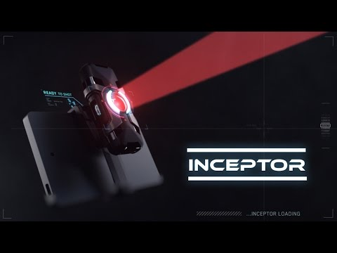 The Inceptor - Laser tag for your phone