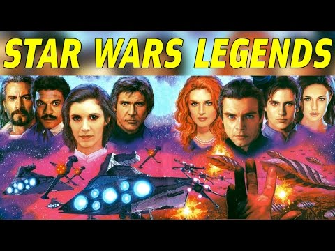 Should Star Wars Legends Be Continued?