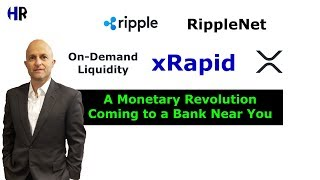 xRapid On-Demand Liquidity with XRP | Ripple Convergence to RippleNET |  Swell
