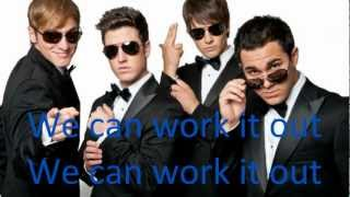 Watch Big Time Rush We Can Work It Out video