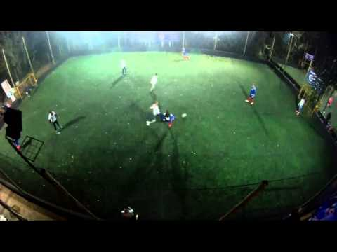 First Touch Vs Supersport United Academy 05 08 2015