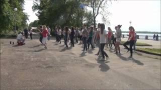Флешмоб :Танцуй город (Репетиция №2)