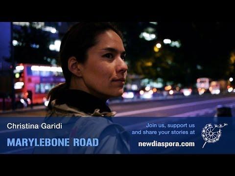 Marylebone Road: Christina Garidi