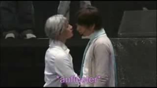 Atobe vs. Tezuka - Küss mich! (Kiss me!)
