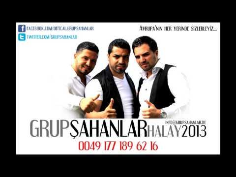 Grup Sahanlar - Halay Potpori 2013