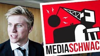 MEDIAKRAFT: Ein Netzwerk am ABGRUND! [Parodie] | Smag Sketch