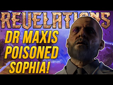 Dr Maxis Poisoned Sophia | Revelations Easter Egg Second Reel Explained | Revelations Storyline