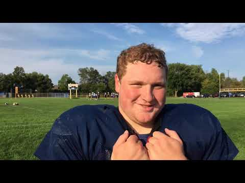 NorthPointe's Will Koehler says The Nun will scare you out of your cleats