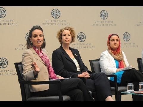 Advancing Women's Civil Society Organizations in Security Sector Reform