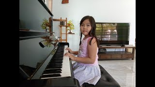 Proud Of You (Piano cover) - Minh Thư