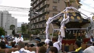 白旗祭りは昔から夏の景物で7月15日の出御祭に始まり7月21日の大...