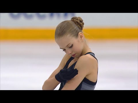 Александра Трусова. Произвольная