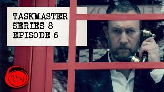 Taskmaster - Series 8, Episode 6 | Full Episode | 'Rock 'n' roll umlaut'
