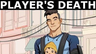 Player's Death During The 3rd Date With Craig - Dream Daddy: A Dad Dating Simulator
