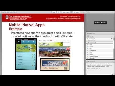 Maps & Apps, Mobile Media Marketing