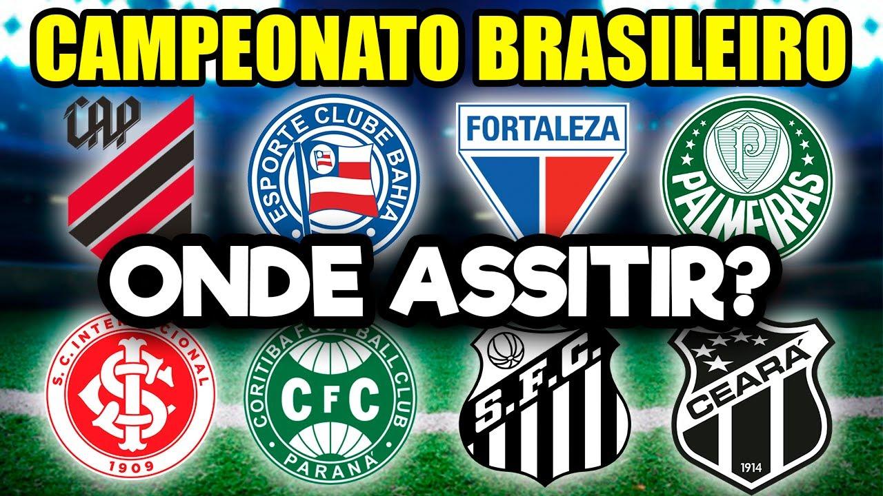 Campeonato Brasileiro Ao Vivo Hoje Brasileirao 2020 Onde Vai Passar Jogos De Hj Youtube