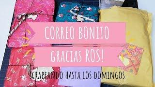 Correo Bonito de Ros - Album navideño y regalitos!