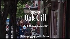 Oak Cliff - The Best Neighborhoods in DFW