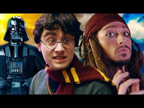 Fandoms - The Musical feat. The Hobbit, Star Wars, Hunger Games
