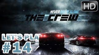 THE CREW - Episode #14 [PS4] Heureusement j'ai prévu les pneus neige