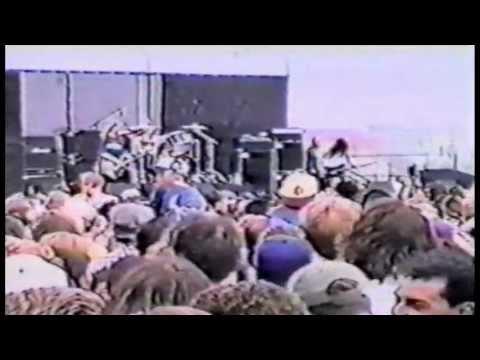 Silverchair - 2. Leave Me Out (Santa Monica Pier) Los Angeles, CA 1995