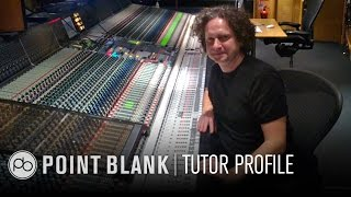 Instructor Profile: Justin Lyndley (Klaxons, Lily Allen, Wall of Sound)