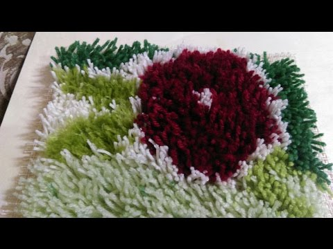 How to Make a Handmade and Easy Carpet | How to Make a Handmade and Easy Carpet + Tutorial .