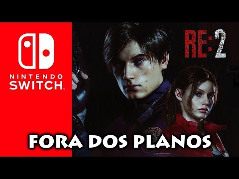 Resident Evil 2 Remake fora dos planos da Capcom para Switch | Data de Dragon Ball FighterZ