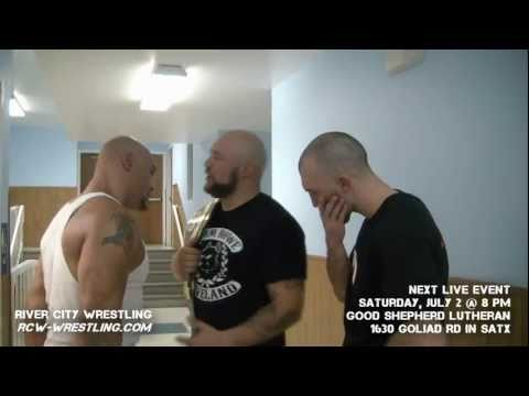 River City Wrestling (RCW) June 4 review, pt. 2! Hernandez-GSC-Rowe and more!