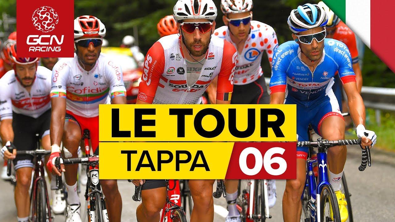 Tour de France 2019, 6° tappa: Mulhouse - La Planche Des Belles Filles