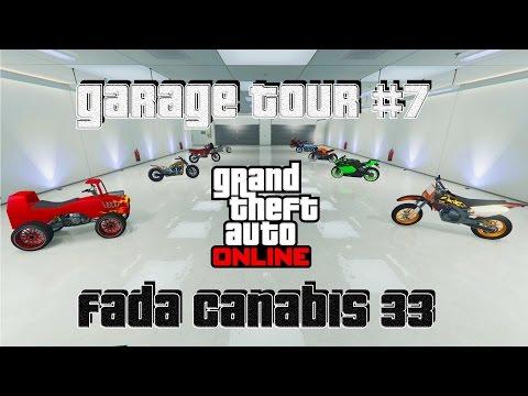 """Garage Tour #7 """"Petit tour dans les garages des Abonnés"""" WTF GTA V Online Xbox One"""