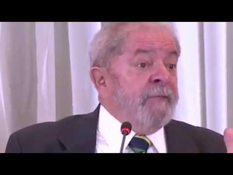 IMPRESSIONANTE! Veja o que LULA fala do juiz SÉRGIO MORO.