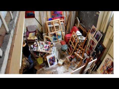 Atelier d'artiste Chaim Soutine - Paris 15e