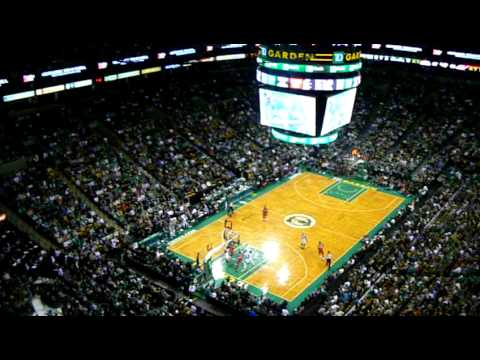 Boston Garden Promenade Level 1 2 12 Youtube
