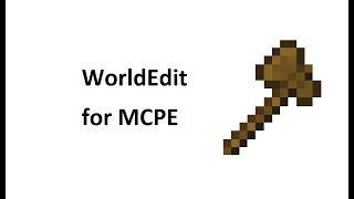 [SUMMER 2018!]How to install WorldEdit for Minecraft Pocket Edition