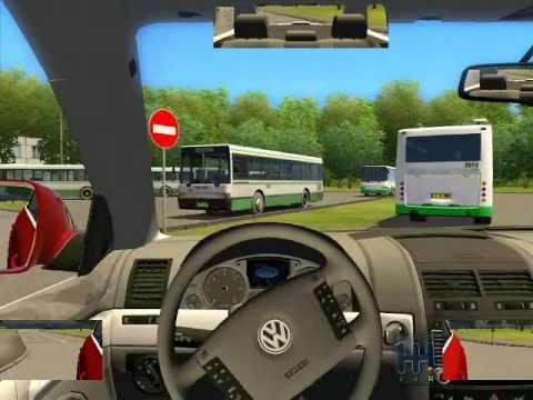 City Car Simulator Ambulance siren