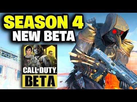 SEASON 4 BETA in Call of Duty Mobile.. (Release is SOON)