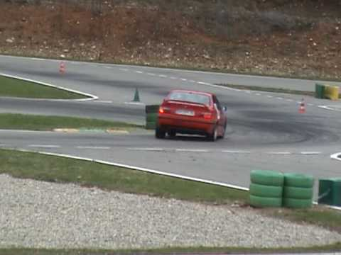 drift actua karting telethon 2009 m3 banet sport