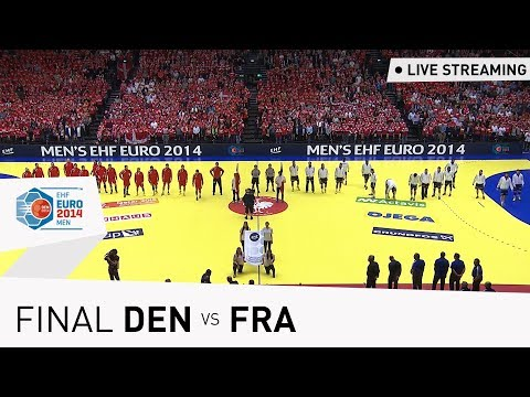 Men's EHF EURO 2014 Final   Denmark vs France   Live Stream   Throwback Thursday