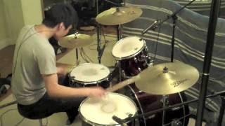 Hillsong United - Hosanna **Drum Cover**