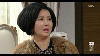 유혜리, 이휘향과의 관계 말해 @나만의 당신 28회