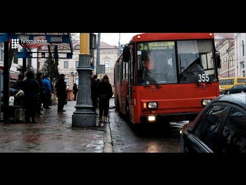 Тролейбуси зі Словаччини виїхали на маршрути у Чернівцях