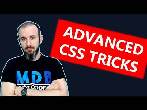 Advanced CSS Tricks for Web Developers