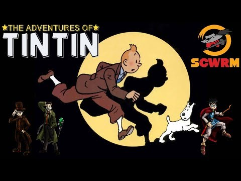 SCWRM Watches The Adventures of Tintin: Destination Moon (audio commentary)
