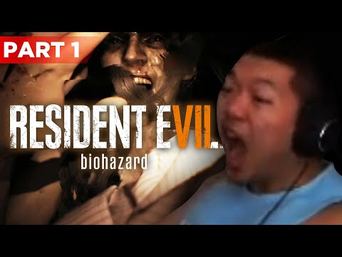 WHEN A VALORANT PRO PLAYS HORROR GAMES... | Resident Evil 7: Biohazard Playthough (Part 1) |