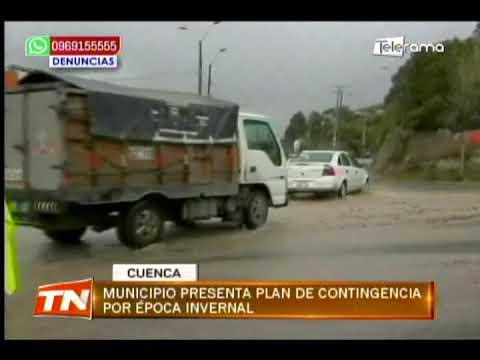 Municipio presenta plan de contingencia por época invernal